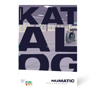 Numatic Katalog 2019